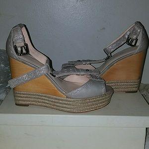 Coach Shoes - Coach Gala Platform Shoes